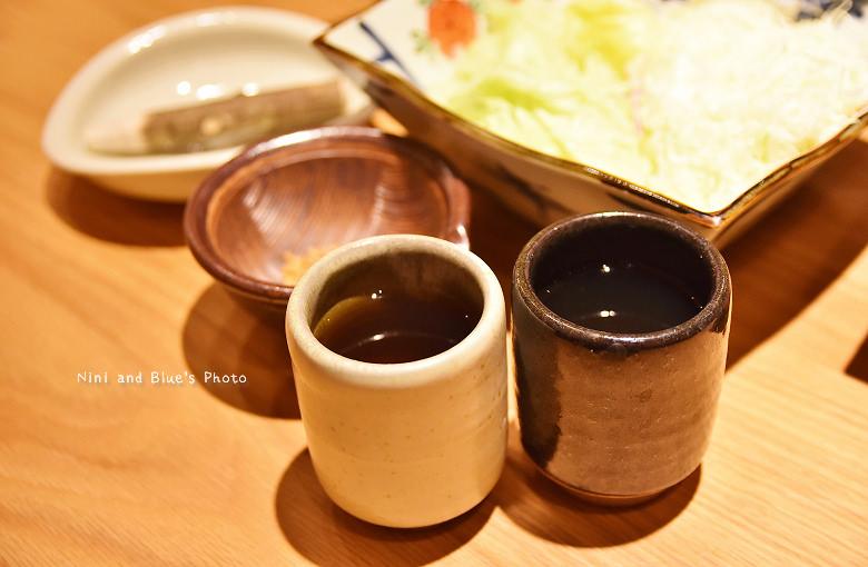 銀座杏子豬排台中美食餐廳景點廣三SOGO店06