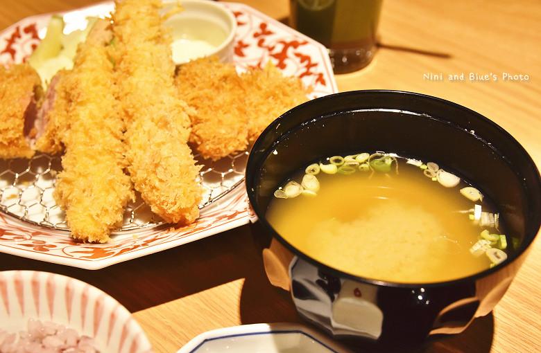 銀座杏子豬排台中美食餐廳景點廣三SOGO店16