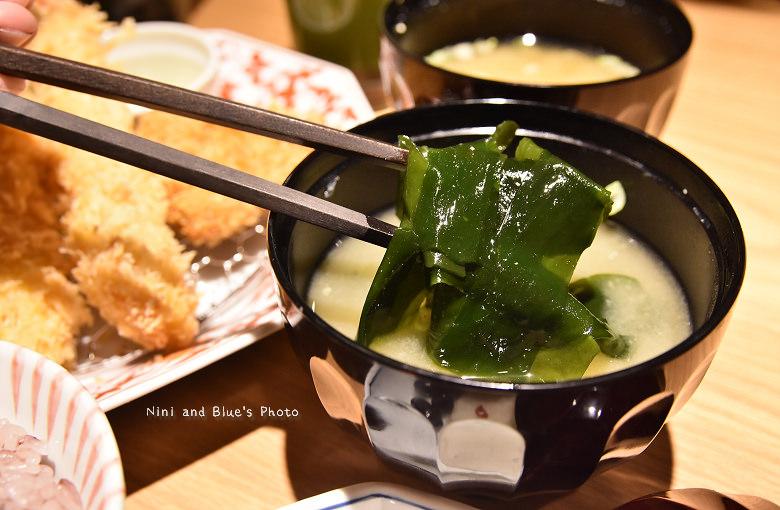 銀座杏子豬排台中美食餐廳景點廣三SOGO店18