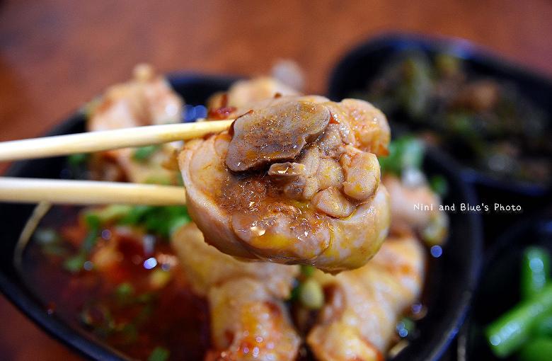 台中美食平價小吃北平路麵食館利居09