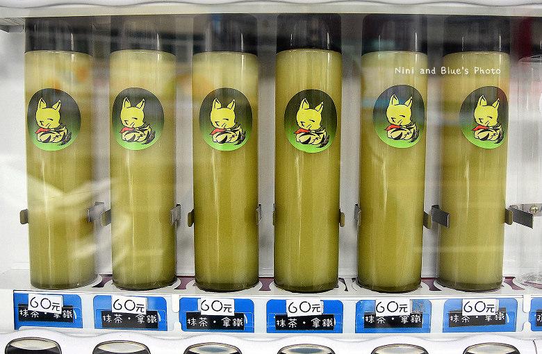 台中奶茶販賣機06大里
