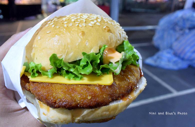 喬治速食漢堡快餐車11