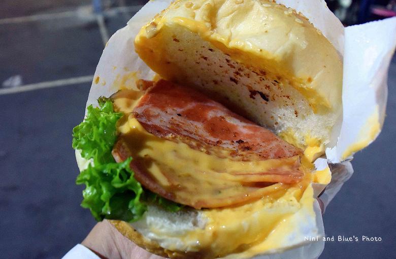 喬治速食漢堡快餐車15