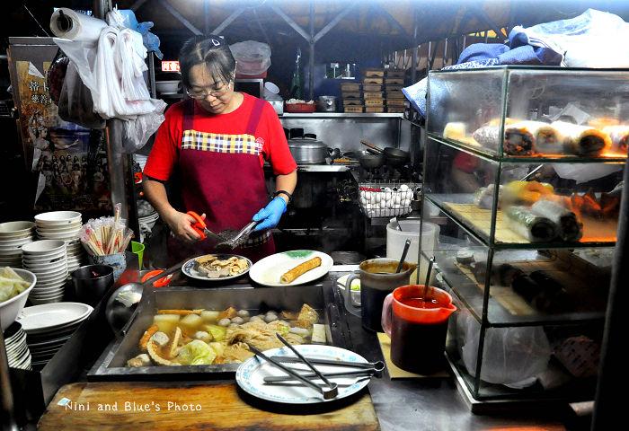 埔里第三市場美食小吃日本食事29