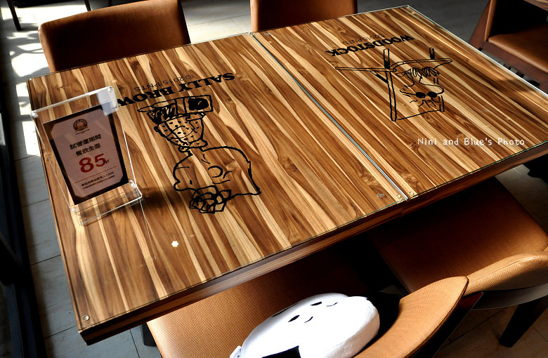 台中查理布朗史努比咖啡餐廳09