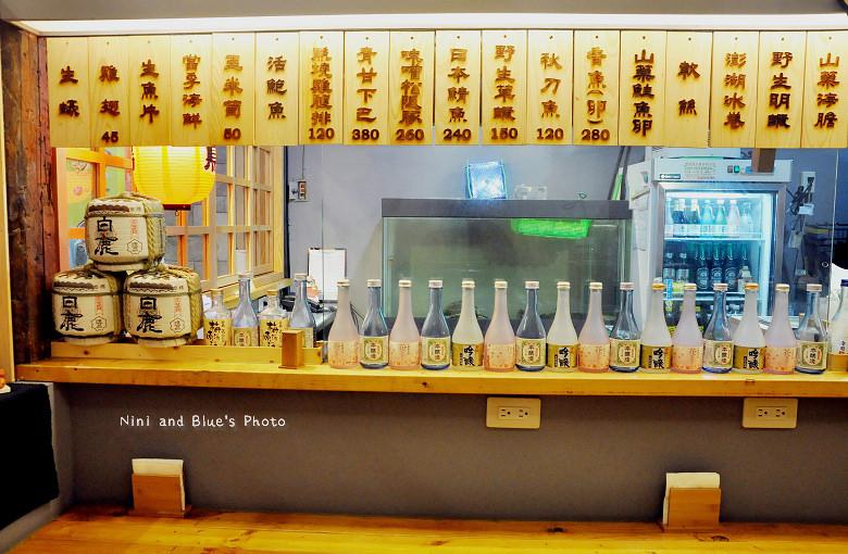 台中日式料理海鮮居酒屋海人36