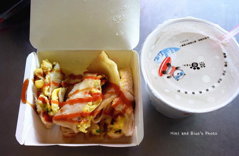 南屯老街早餐店蛋餅14