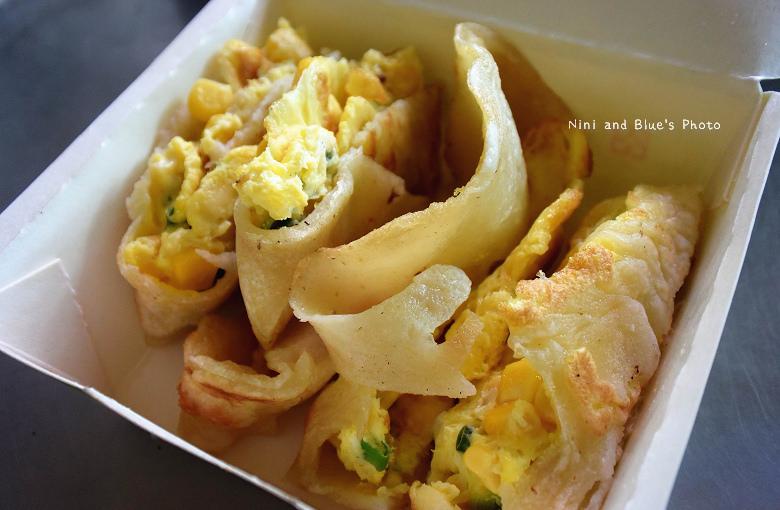 南屯老街早餐店蛋餅11