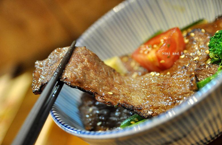 秋刀鬥肥牛丼飯10