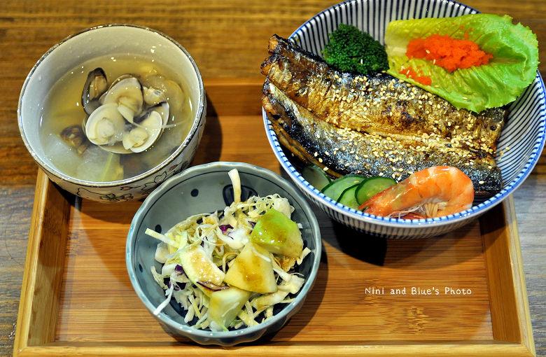 秋刀鬥肥牛丼飯11