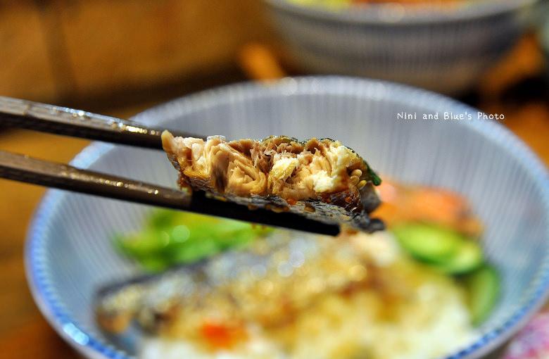 秋刀鬥肥牛丼飯32