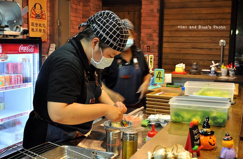秋刀鬥肥牛丼飯34
