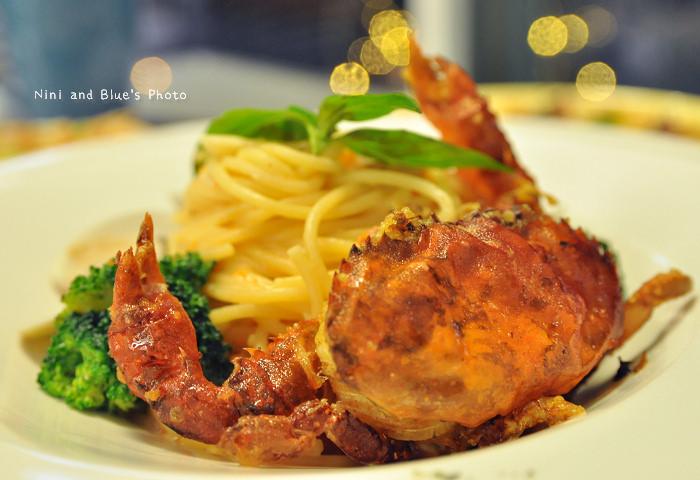 亞加珞意式廚房24