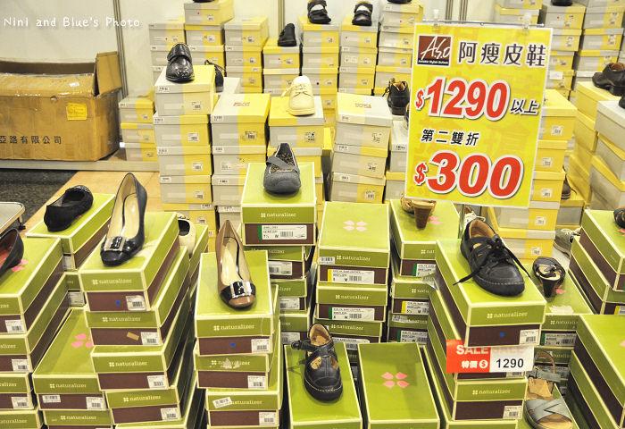 亞路特賣會皮鞋衣服廠拍07