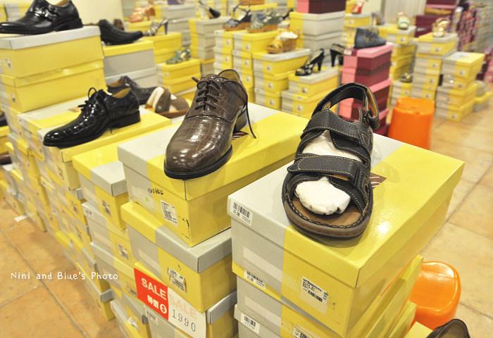 亞路特賣會皮鞋衣服廠拍18