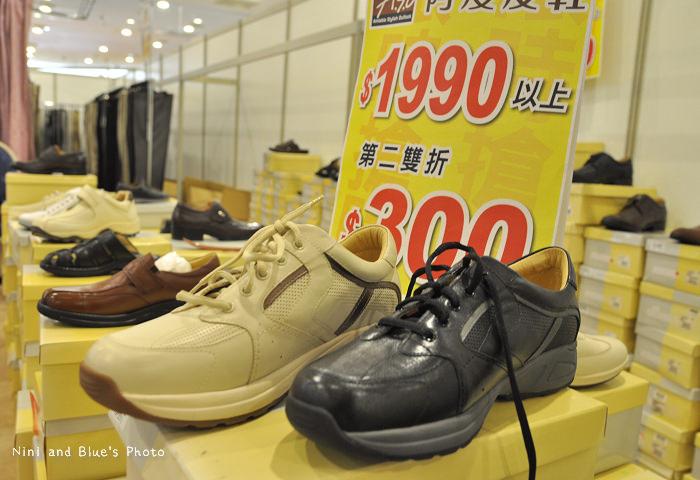 亞路特賣會皮鞋衣服廠拍24