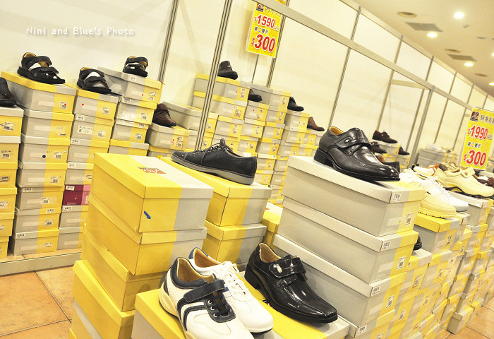 亞路特賣會皮鞋衣服廠拍23