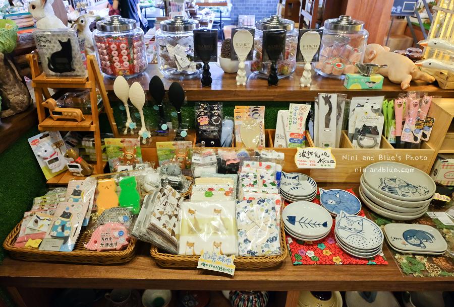 1504620931 00a72d39130fa4c247d42ec84dd74266 - 日式小院子中的動物森林、多肉、玫瑰咖啡,小毛日子雜貨咖啡