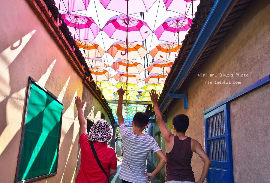彰化和美景點卡里善之樹雨傘
