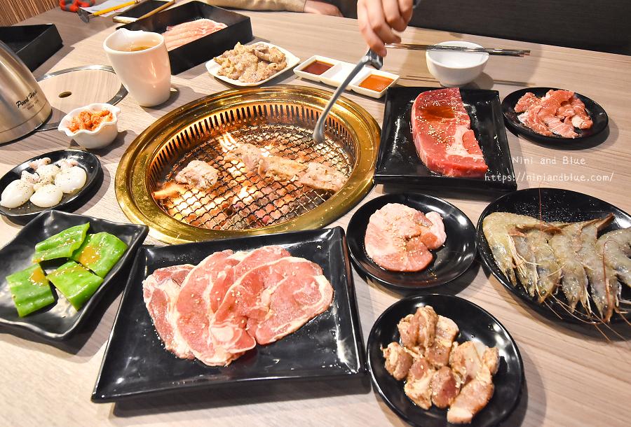 羊角 台中燒肉吃到飽 文心路