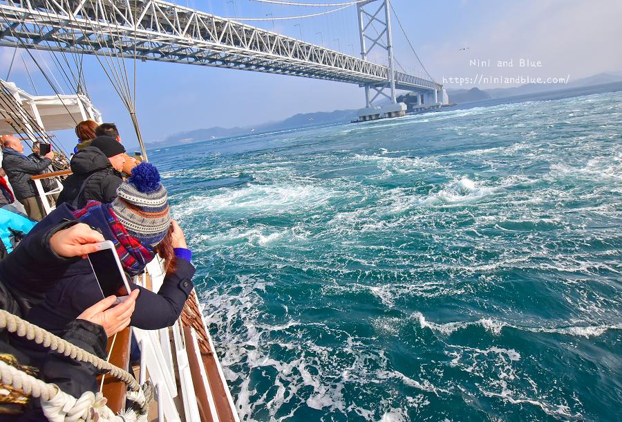 日本 鳴門漩渦 渦潮 淡路島 景點17